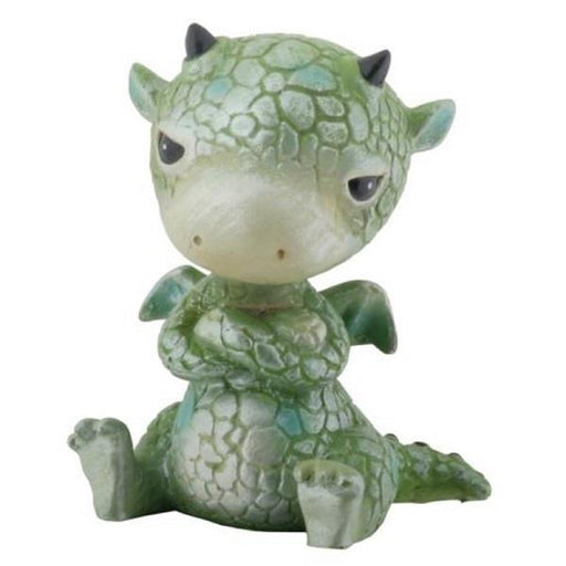 Sulky Green Dragon 2.75"