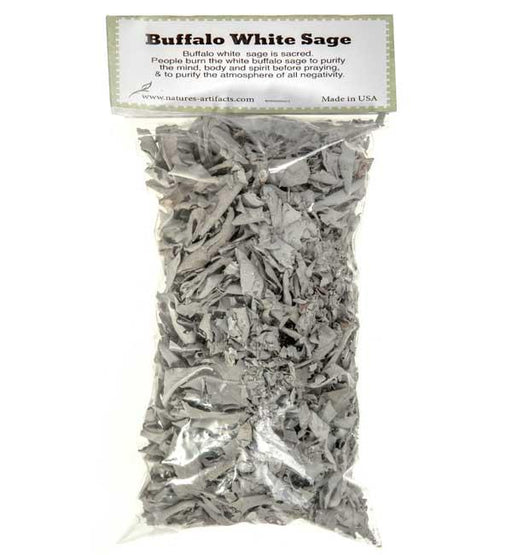 Buffalo White Sage 1oz | Earthworks