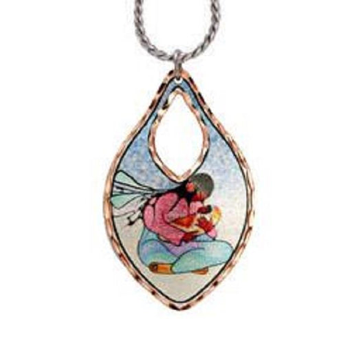 Copper Reflections Necklace Motherhood | Earthworks