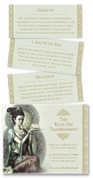 The Kuan Yin Transimission