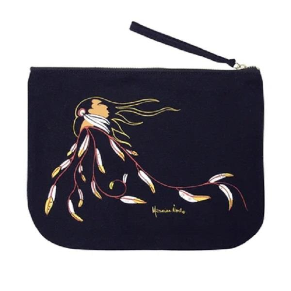 Zip Pouch Eagle's Gift
