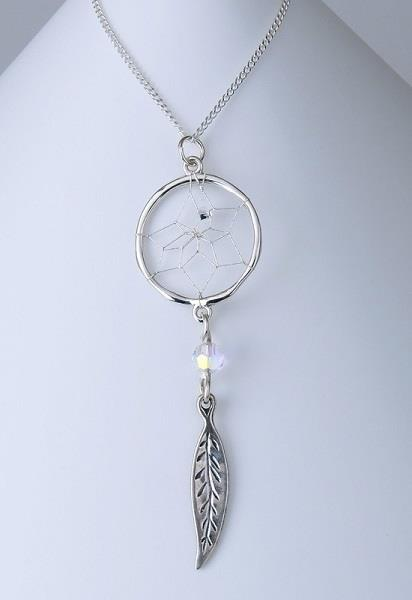 Pendant Dreamcatcher Sterling Silver