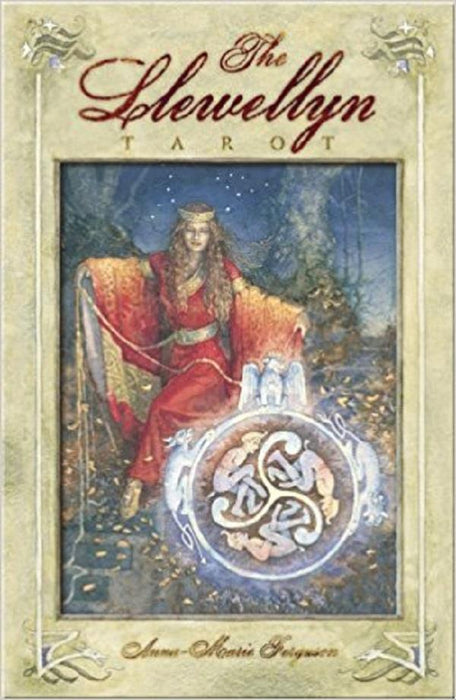 The Llewellyn Tarot Set | Earthworks