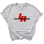 Love Revolutionary Unisex (LR) T-Shirt- Grey