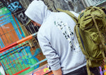 Global Vision Hoodie- Military Print *LIMITED EDITION*