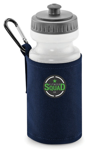 Fitness Squad UK Water Bottle & Holder
