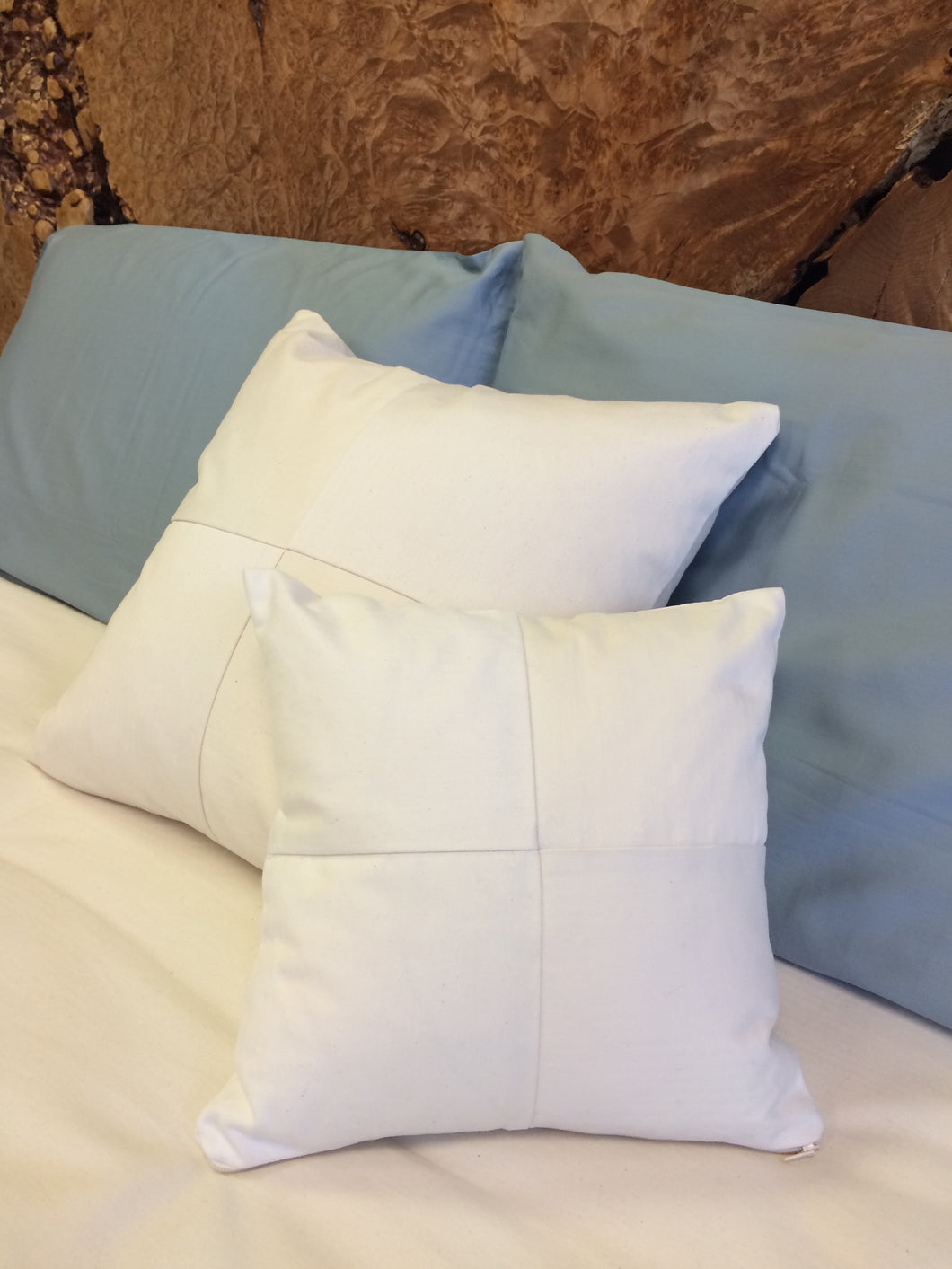 Certified Organic Toss Pillow Inserts