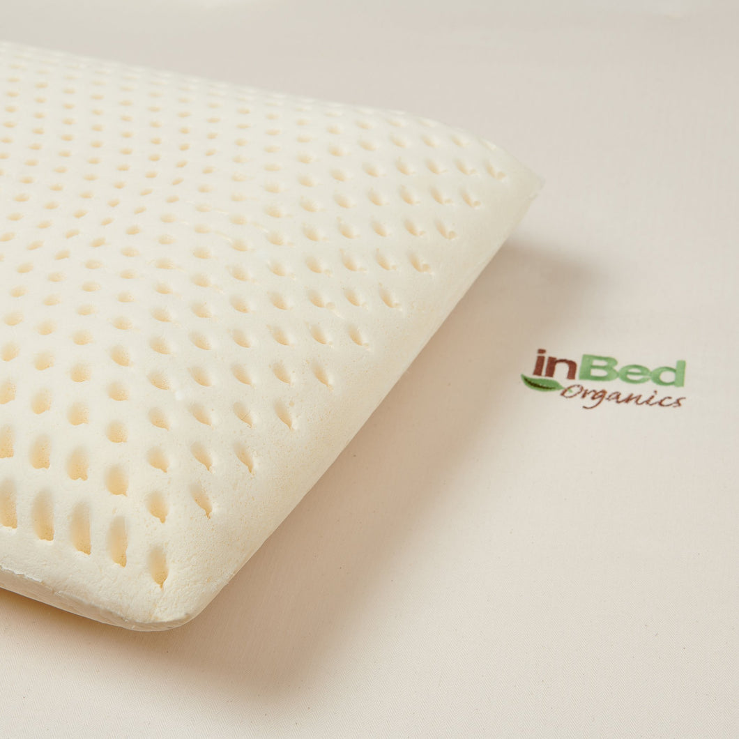 Certified Organic Solid Latex Pillow