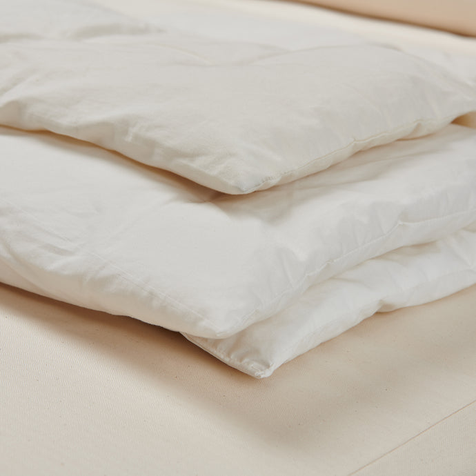 Untreated Eco-Wool Comforter