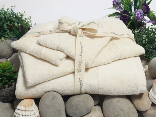 GOTS Certified Organic Cotton Towel Set