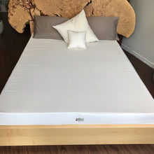 "Certified Organic 8"" Vegan Mattress With Cotton Case"