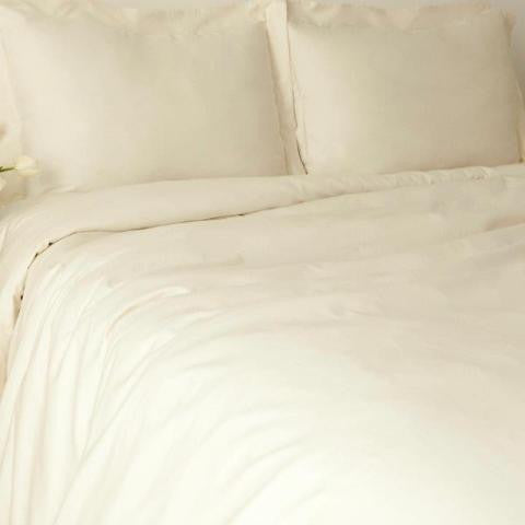 Certified Organic Sateen Duvet Cover