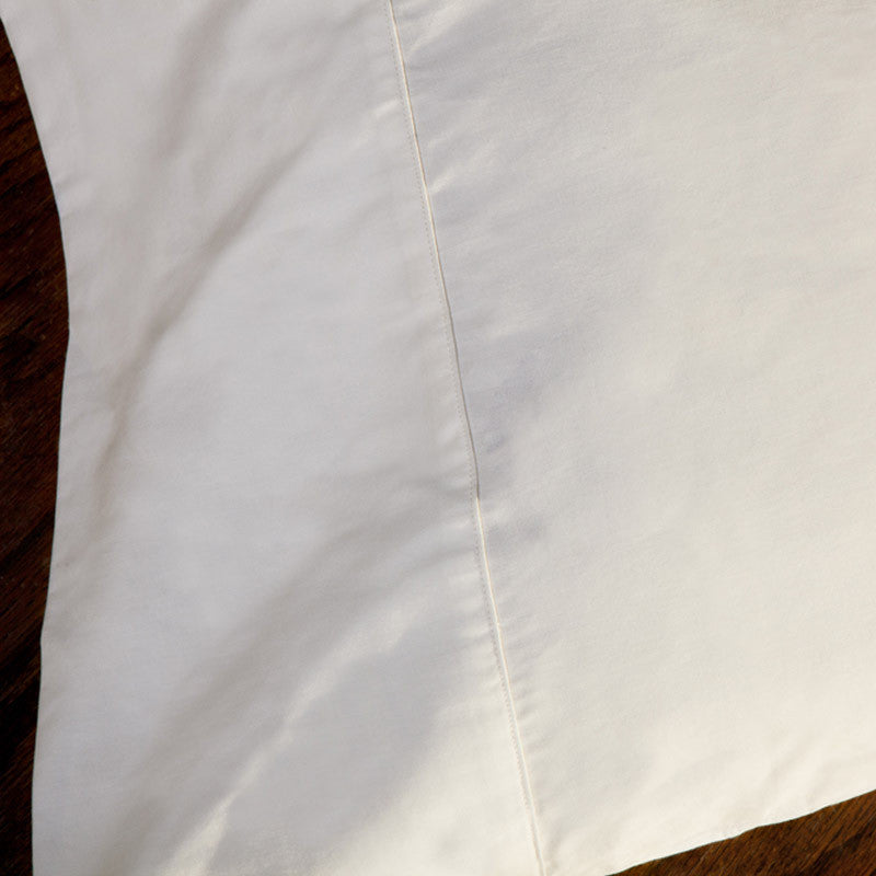Certified Organic Cotton-Sateen Pillow Case