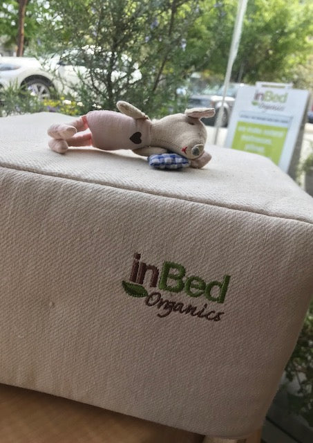 Hemp Certified Organic Latex Baby/Toddler Mattress