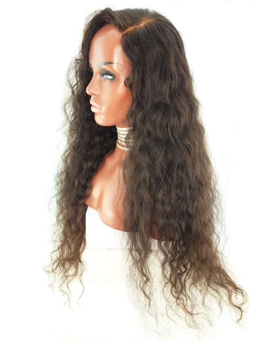 Raw Indian Wigs