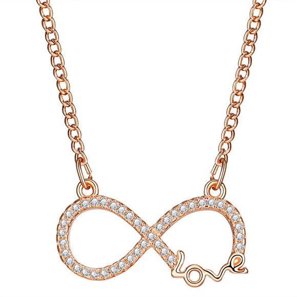 Collier Noeud LOVE