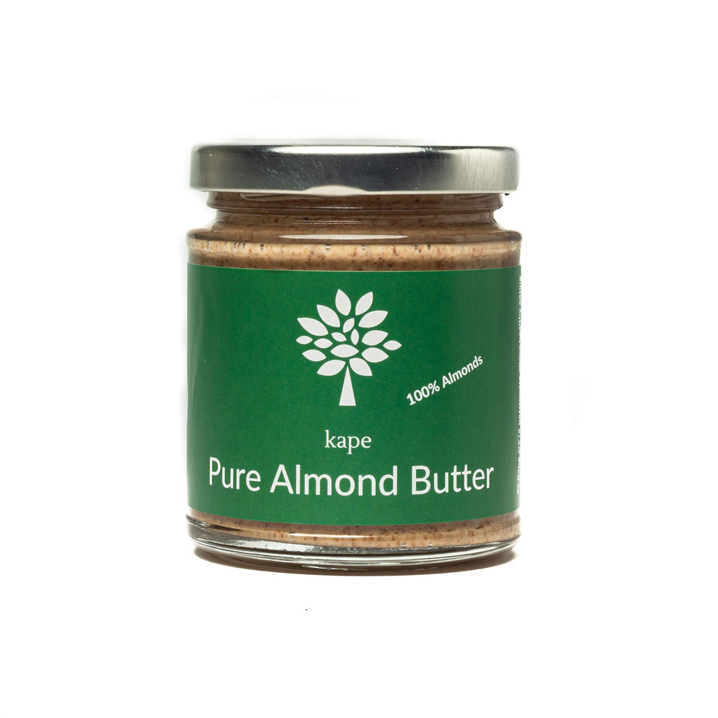 Pure Almond Butter - 100% Californian Almonds 170g