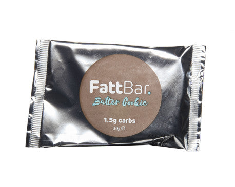 Fattbar Butter Cookie