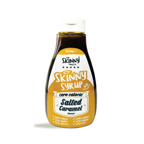 Skinny Syrup Salted Caramel 425ml