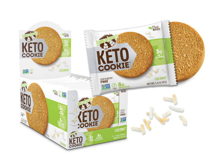 Lenny & Larry's Keto Cookie - Coconut