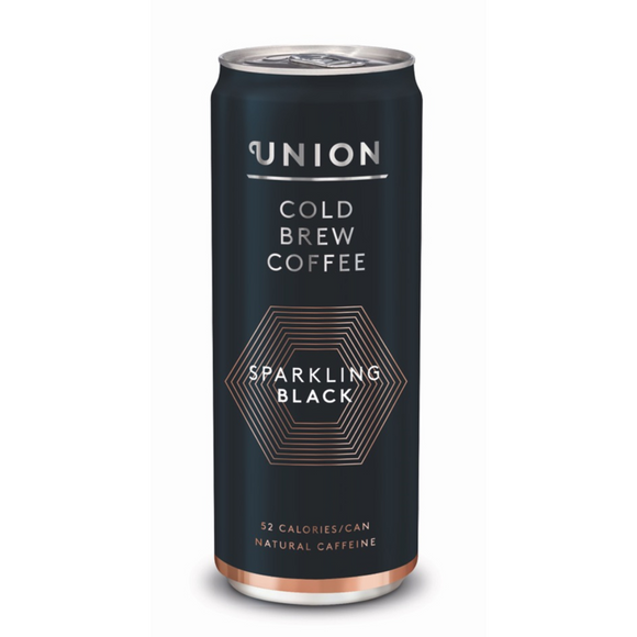 Union Cold Brew Coffee, Sparkling 250ml