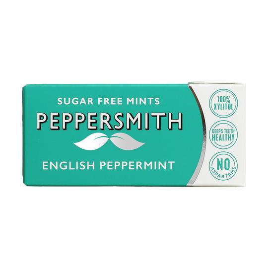 Peppersmith English Peppermint Mints