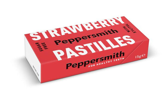 Peppersmith Strawberry & Vanilla Mints