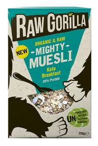 Raw Gorilla Mighty Muesli
