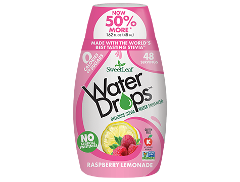 Water Drops, Raspberry Lemonade (48 servings)