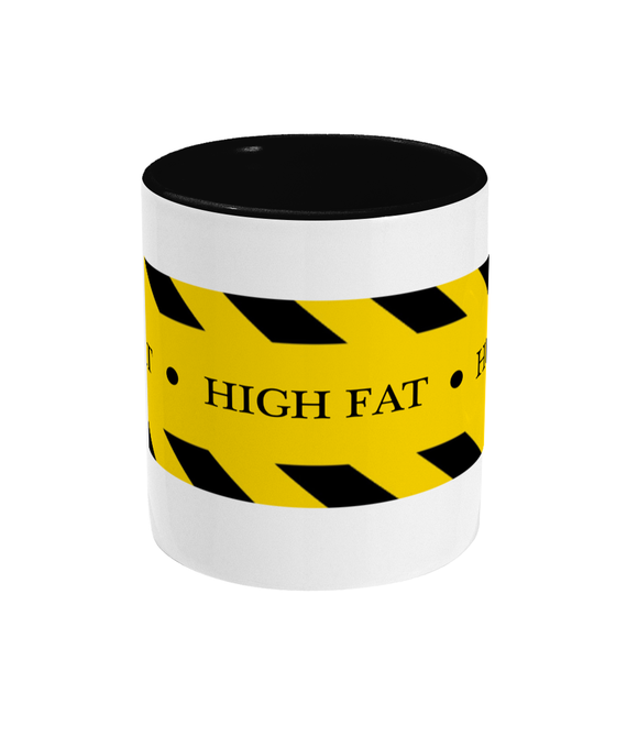 Keto high fat mug