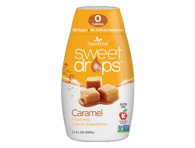 Sweet Drops 50ml Caramel