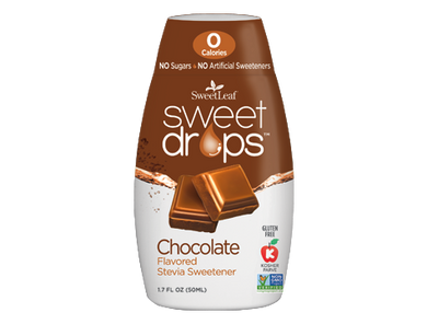 Sweet Drops Chocolate 50ml