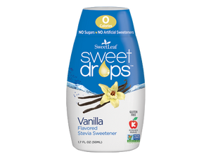 Sweet Drops Vanilla 50ml