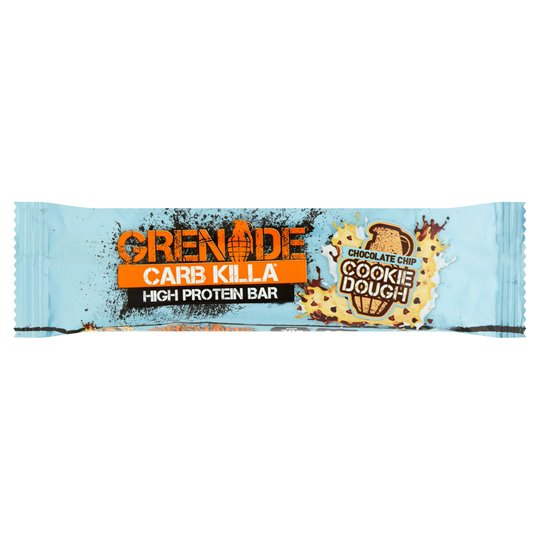 Grenade Bar - Chocolate Chip Cookie Dough
