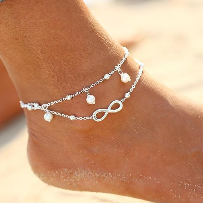 Infinite Jewel Anklet
