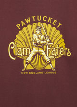 Pawtucket Clam Eaters 1895 T-Shirt