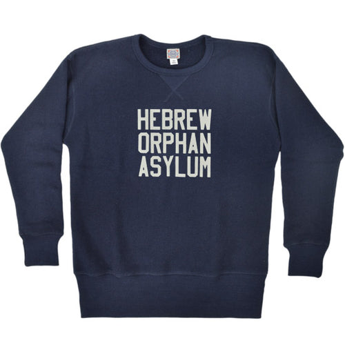 Hebrew Orphan Asylum Crewneck Sweater