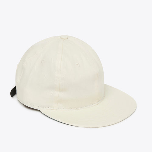 Cream Cotton Ballcap