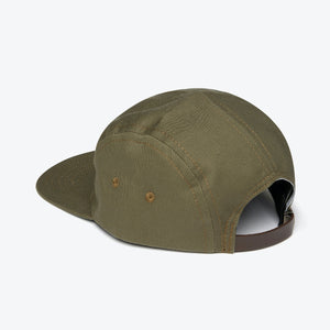 5 Panel Cotton Cap - Jalapeño