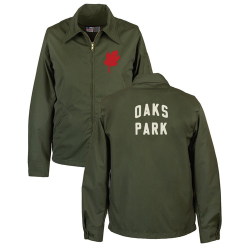 Oakland Oaks Grounds Crew Jacket