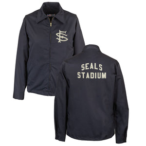 San Francisco Seals Grounds Crew Jacket