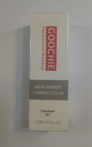 Goochie Chocolate Eyebrow Pigment