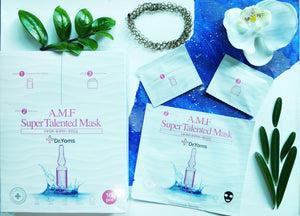 A.M.F. Super Talented Mask for BB Glow CC Glow (1box 10pcs)