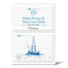 Water Power & Pore Care Mask Step 1 & 2
