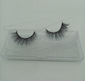Mink Strips Lashes