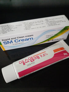 Rapid and Clean Cream - for BB Glow or CC Rejuv
