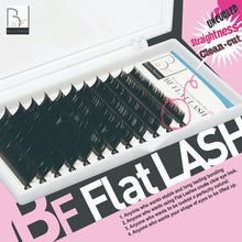 0.15mm thickness, C curl,  Mix tray (BF Flat Lash)