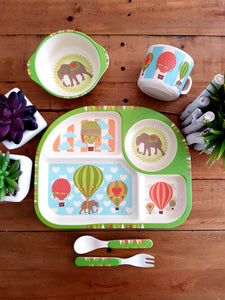 Nelly the Elephant Dinner Set