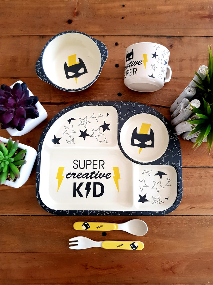 Super Hero Dinner Set