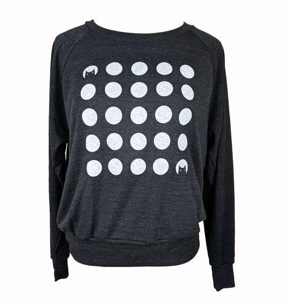 Cat Dot Sweatshirt